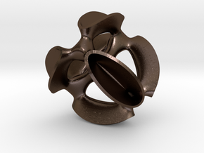 A K3-Surfaces in Polished Bronze Steel