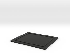 MatterPlate Covers the Matterport Camera Lights in Black Natural Versatile Plastic