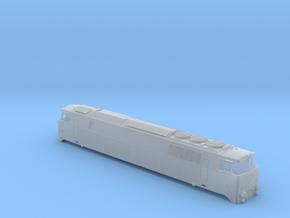MZ III locomotive  DSB  TT in Frosted Ultra Detail