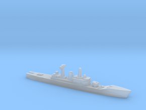 Leander-class frigate, 1/1800 in Smooth Fine Detail Plastic