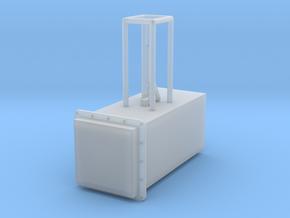 1/24 scale Newton Dump Valve in Smooth Fine Detail Plastic