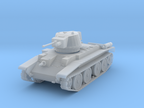 PV113D 10TP Cruiser Tank (1/144) in Smoothest Fine Detail Plastic