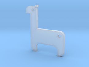 LAMA in Smooth Fine Detail Plastic