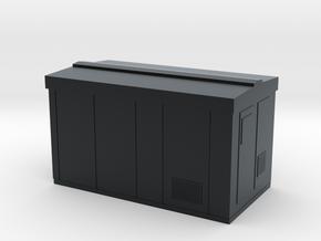Overwegkeet hol in Black Hi-Def Acrylate: 1:160 - N