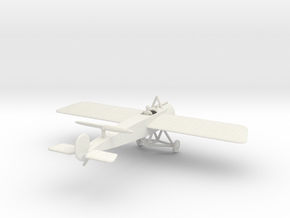 1/144 Fokker EIII in White Natural Versatile Plastic