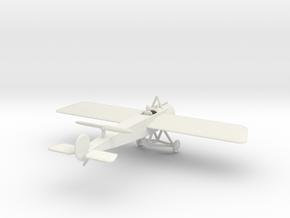 1/144 Fokker EIII in White Natural Versatile Plastic