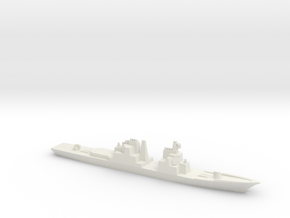 Cruiser Baseline w/ MCLWG, 1/2400 in White Natural Versatile Plastic