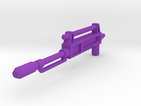 M0TR G1 Gun in Purple Processed Versatile Plastic