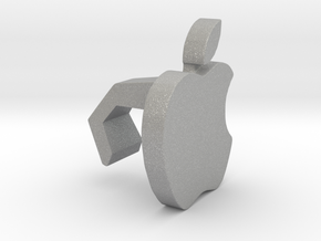 iMac Camera Cover - Apple in Aluminum