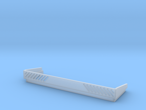 Safe-T-Pull Crop Shuttle-extension Small in Smooth Fine Detail Plastic