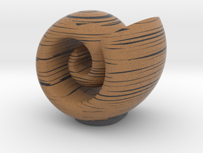 wood grain cochlea in Full Color Sandstone