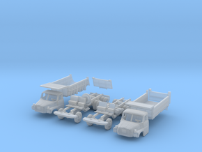 SET Tatra 148 S1 und 148 S3 (N 1:160) in Frosted Extreme Detail
