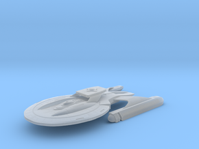 USS Titan in Smooth Fine Detail Plastic