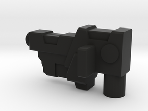 Maxima Side Arm Gun Right in Black Natural Versatile Plastic