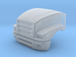 Iveco Strator in Smooth Fine Detail Plastic