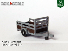 Anhänger (N 1:160) in Smooth Fine Detail Plastic