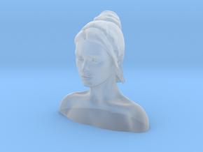 Megan Fox Headsculpt  in Smooth Fine Detail Plastic