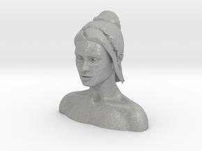 Megan Fox Headsculpt  in Aluminum