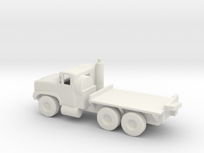 1/200 Scale Oshkosh Mk 37 HIMARS Resupply Vehicle in White Natural Versatile Plastic