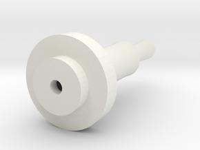 BristleBrush in White Strong & Flexible