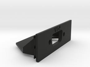 A1200 Rear Expansion VGA Casemount in Black Strong & Flexible