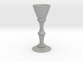 Candle Holder Model S in Aluminum