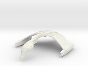 VorCow Class    Warbird in White Natural Versatile Plastic