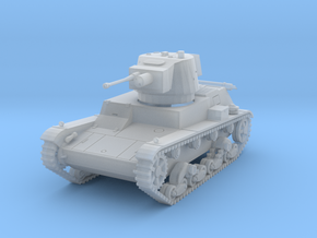 PV72C 7TP Light Tank (1/87) in Smooth Fine Detail Plastic