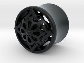 VORTEX6 - 11mm in Black Hi-Def Acrylate