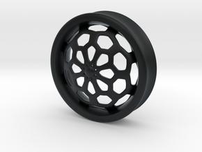 VORTEX1-41mm in Black Hi-Def Acrylate