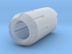 CW Leader Megatron Fusion Cannon Muzzle in Smooth Fine Detail Plastic