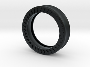 VORTEX10-39mm in Black Hi-Def Acrylate