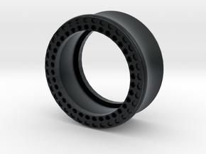 VORTEX11-24mm in Black Hi-Def Acrylate