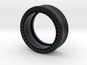 VORTEX11-30mm in Black Hi-Def Acrylate