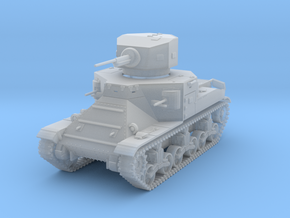 PV37B M2A1 Medium Tank (1/100) in Frosted Ultra Detail