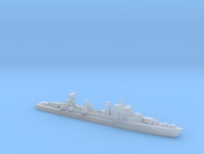 Halland-class destroyer, 1/3000 in Smooth Fine Detail Plastic