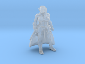 Aluralith, Elven Rogue in Smoothest Fine Detail Plastic