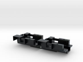7201A • 2×M9A1 Half-track Body in Black Hi-Def Acrylate