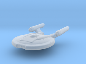 NX Class Refit 1/15000 in Smooth Fine Detail Plastic