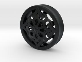 VORTEX6-36mm in Black Hi-Def Acrylate