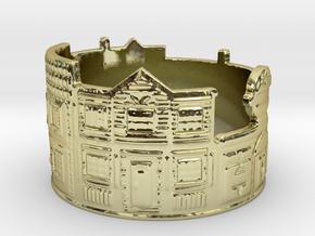 Estate Ring (size 4-13) in 18k Gold