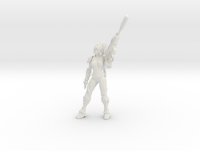 1/20 Ghost Nova Standing in White Natural Versatile Plastic