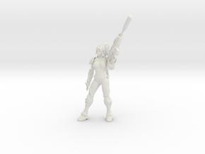 1/20 Ghost Nova Standing in White Natural Versatile Plastic