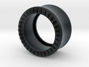 VORTEX9-18mm in Black Hi-Def Acrylate