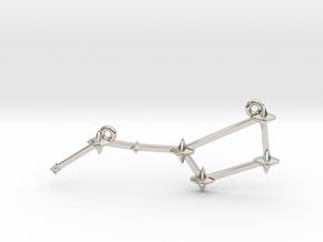 The Constellation Collection - Ursa Major in Platinum