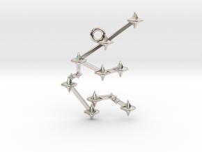 The Constellation Collection - Aquarius in Platinum