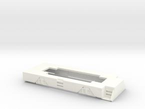 Ee923 Rahmen  TT in White Processed Versatile Plastic