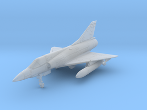 020J Mirage IIIEBR 1/200 in Smooth Fine Detail Plastic