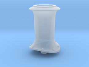 HO Eureka Models D50 Funnel in Frosted Ultra Detail