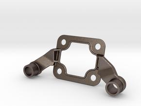 KTM SDR 1290 Stahlhalter Garmin und TomTom in Stainless Steel